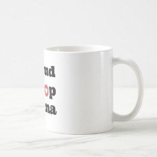 Stolze K-Pop Mutter Mug Kaffeetasse