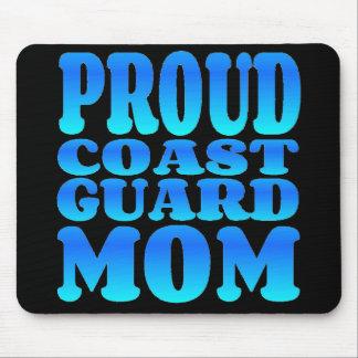 Stolze Küstenwache-Mamma Mousepad