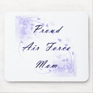 Stolze Luftwaffen-Mamma Mousepads