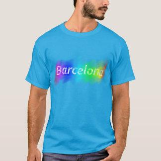 Stolze Stadt Barcelonas T-Shirt