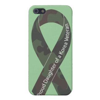Stolze Tochter eines Korea-Veterans Etui Fürs iPhone 5