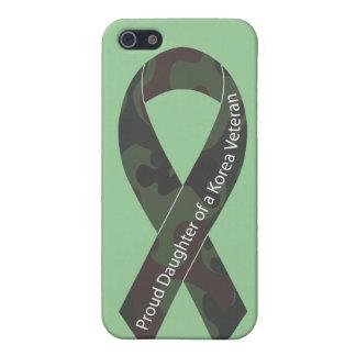 Stolze Tochter eines Korea-Veterans iPhone 5 Hüllen