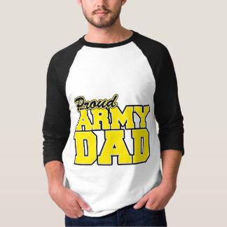 Stolzer Armee-Vati T-Shirt