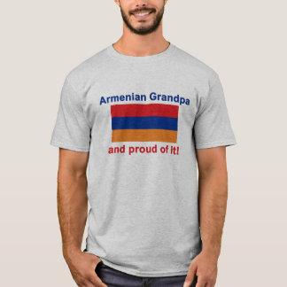 Stolzer armenischer Großvater T-Shirt