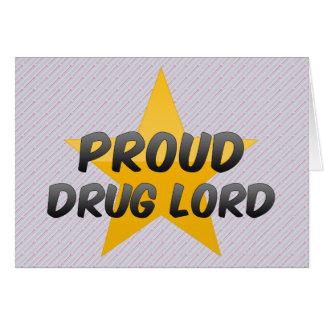 Stolzer Drogenbaron Karte