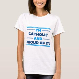 Stolzer Katholischer T-Shirt