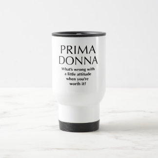 Stolzer Prima Donna - der Power der lustigen Fraue Haferl