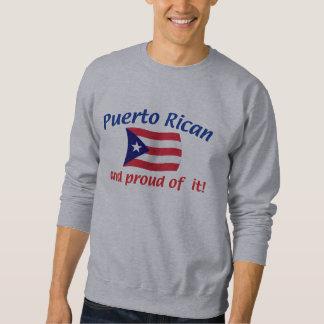 Stolzer Puertorikaner Sweatshirt