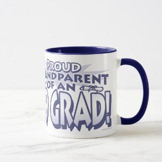 Stolzes großartiges Elternteil von Absolvent-Gang Tasse