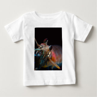 Stomatopod (Mantis-Garnele) Baby T-shirt