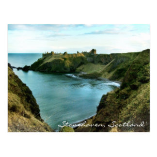 Stonehaven, Schottland Postkarte