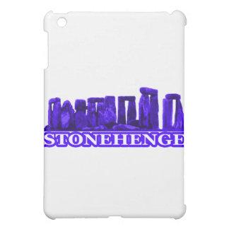 Stonehenge blaues transp die MUSEUM Zazzle Hülle Für iPad Mini