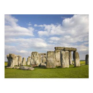 Stonehenge (circa 2500 BC), UNESCO-Welt 2 Postkarte