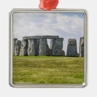 Stonehenge England Silbernes Ornament