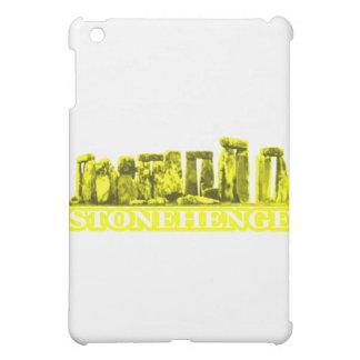 Stonehenge gelbes transp die MUSEUM Zazzle Geschen iPad Mini Schale