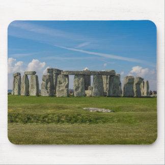 Stonehenge in England Mousepads