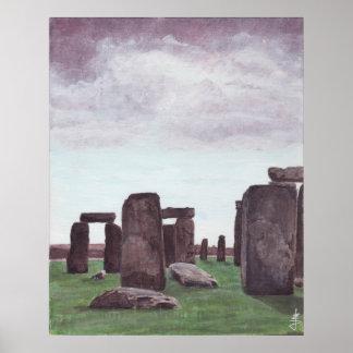 Stonehenge… Plakat