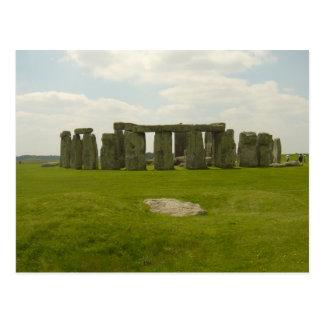 Stonehenge Postkarte
