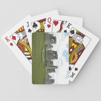 Stonehenge Spielkarten