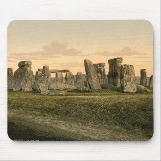 Stonehenge, Wiltshire, England Mousepad