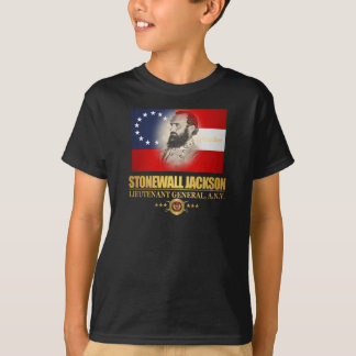 Stonewall Jackson (südlicher Patriot) T-Shirt