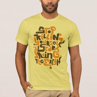 stopkillingyaself2 T-Shirt