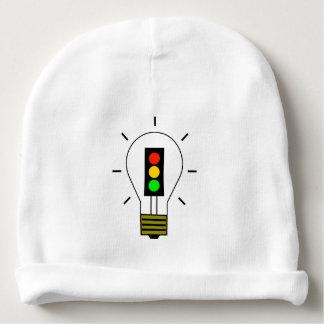 Stoplight-Glühlampe Babymütze