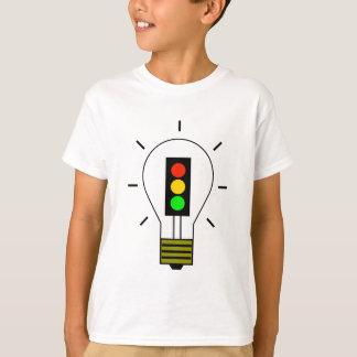 Stoplight-Glühlampe T-Shirt