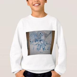 Stoppen der Schüsse 5.5x5.3 ft 001 Sweatshirt