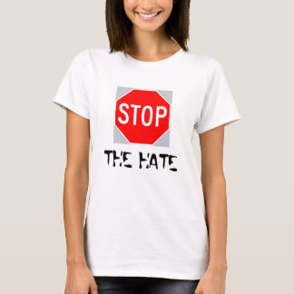 STOPPEN SIE DEN HASS T-Shirt