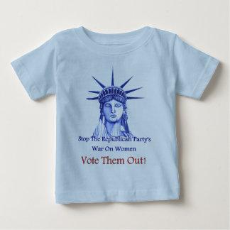Stoppen Sie den Krieg auf Frauen T-Shirts