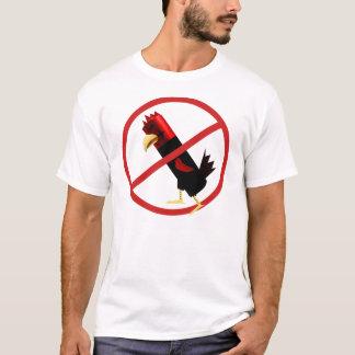 Stoppen Sie die Batteriehennelandwirtschaft T-Shirt