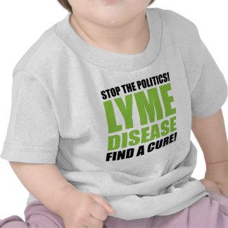 Stoppen Sie die Politik Shirts