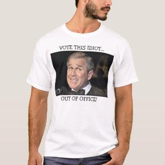 stoppen Sie diesen Idioten T-Shirt