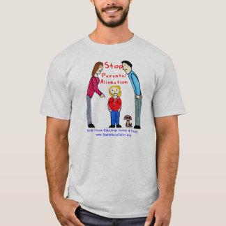 Stoppen Sie elterliche Entfremdung T-Shirt