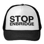 Stoppen Sie Enbridge T - Shirt, Crew-Hals-Strickja