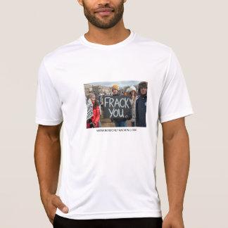 Stoppen Sie Fracking mit unserem Wasser-T - Shirt