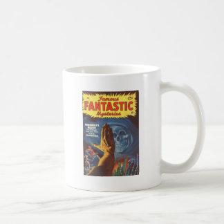 Stoppen Sie, grimmiger Sensenmann! Kaffeetasse