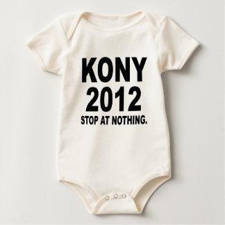 Stoppen Sie Joseph Kony 2012, Halt an nichts, Baby Strampler