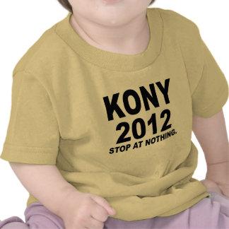 Stoppen Sie Joseph Kony 2012, Halt an nichts, poli