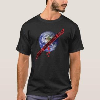 Stoppen Sie, sie zu bluten T-Shirt