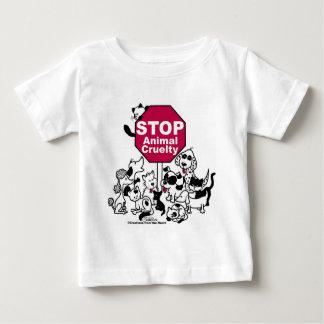 Stoppen Sie Tiergrausamkeit T Shirt