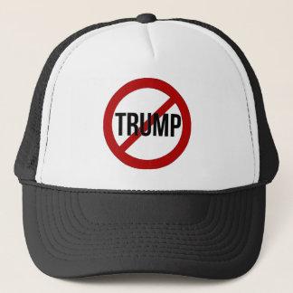 Stoppen Sie Trumpf Truckerkappe