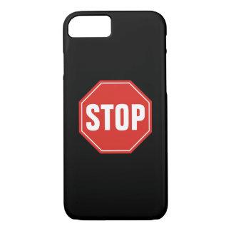 Stoppschild iPhone 8/7 Hülle