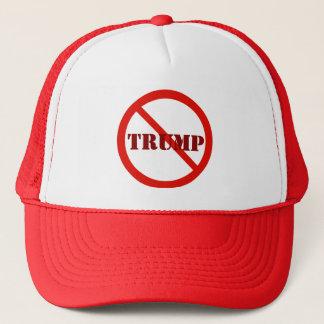 Stoppschild rote ENDTrumpf 2016 Wahlen Truckerkappe