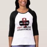 Stoppt weibliche Genitalverstümmelung! T Shirts