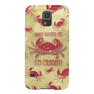 Stören Sie mich nicht, ich sind mürrisch! Galaxy S5 Cover