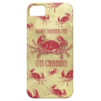 Stören Sie mich nicht, ich sind mürrisch! Schutzhülle Fürs iPhone 5