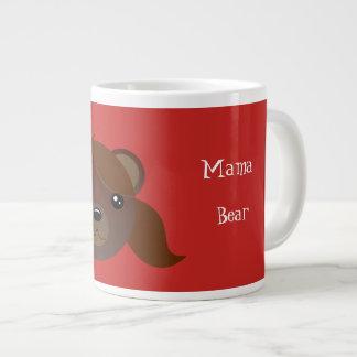 Stören Sie nicht Mutterbären Jumbo-Tasse