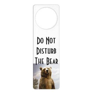 Stören Sie nicht Tür-Aufhänger Türanhänger